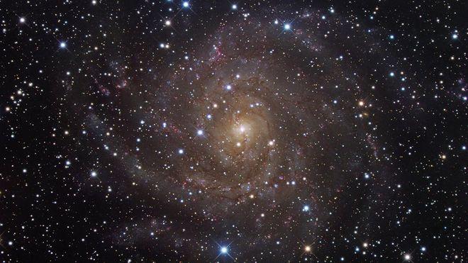 В созвездии Ориона нашли молекулы спирта