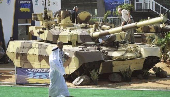 """Пакистан заинтересовался в украинских танках """"Оплот"""""""
