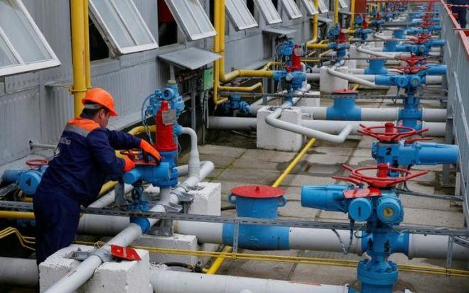 Украина планирует транспортировать газ из Румынии