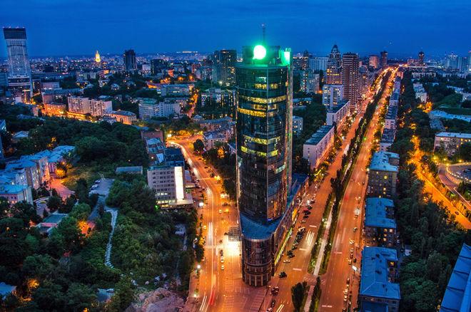 Названы 10 самых высоких зданий Киева