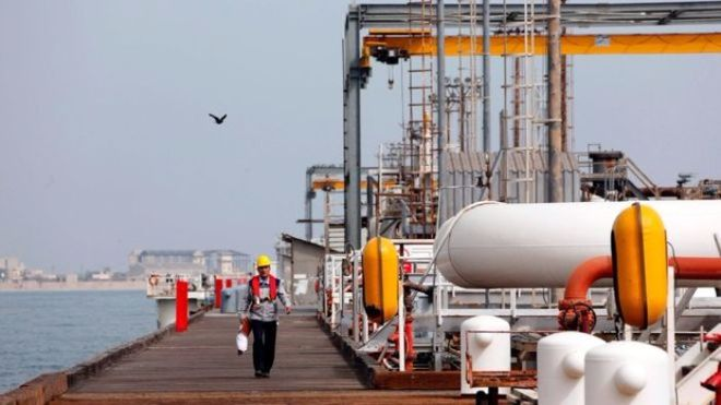 Французы потратят огромную сумму на добычу газа в Иране