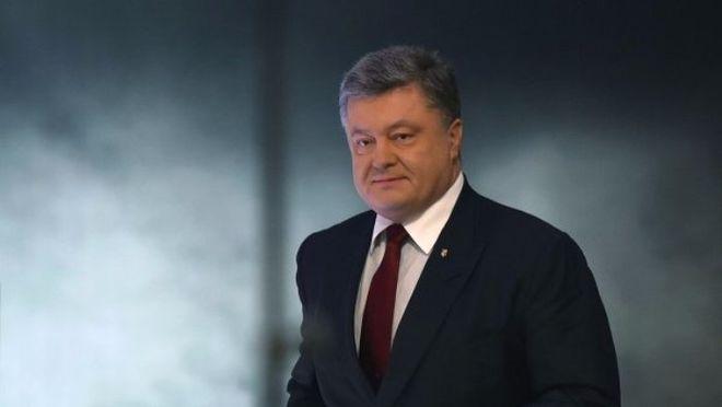 Порошенко выпрашивает у США новые санкции для РФ