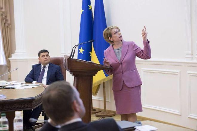 """Гриневич назвала сумму, необходимую для выполнения закона """"Об образовании"""""""