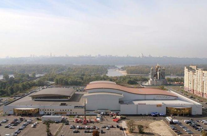 В МВЦ планируют построить дополнительные выставочные залы