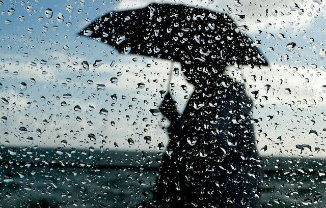 Сегодня в Украине местами пройдут дожди с грозами