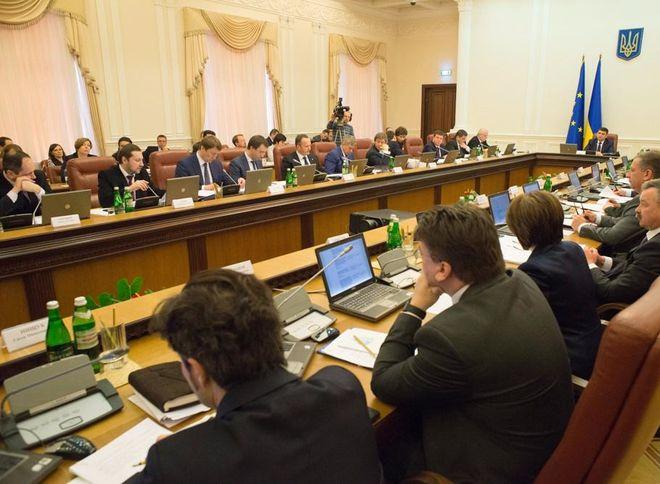 Сегодня Кабмин займется созданием Совета по международной торговле
