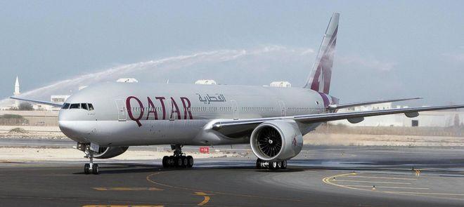 Qatar Airways начала набирать сотрудников в Украине
