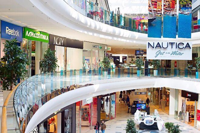 Одесский банк намерен продать киевский ТРЦ Sky Mall