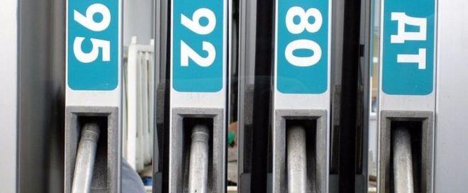 За два месяца «Техойл» поднял цену топлива 48 раз