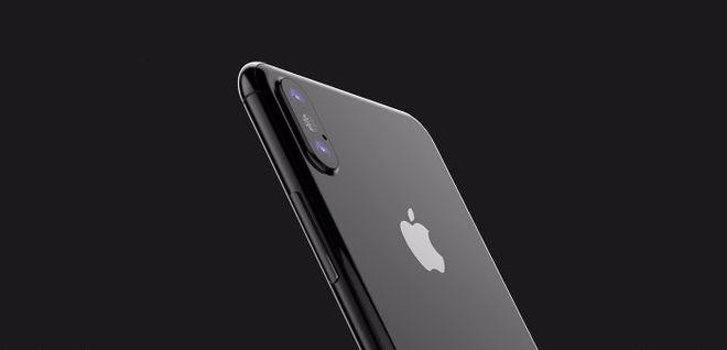 В iPhone 8 будет функция 3D-сканирования лица - СМИ