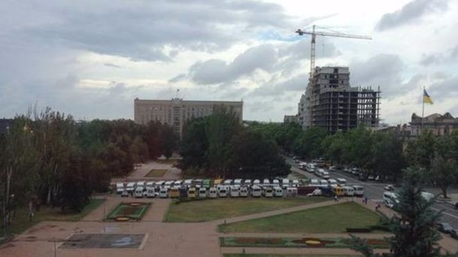 Маршрутчики Николаева оставили город без транспорта: требуют повышения стоимости проезда