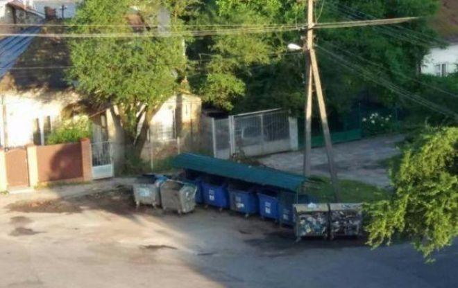 Зубко отчитался о ходе очищения Львова от мусора