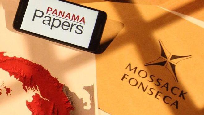 """Германия тайно выкупила """"панамские документы"""""""