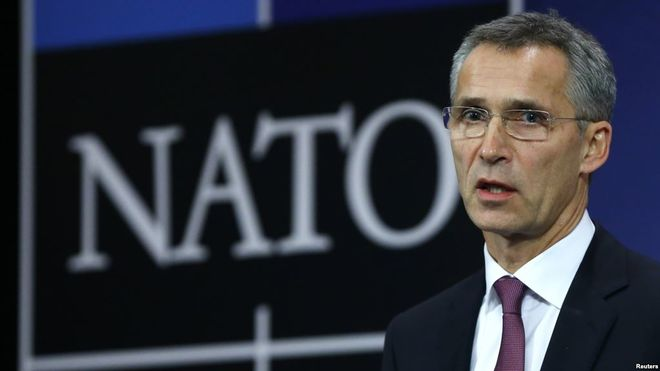 Генсек НАТО прибудет в Украину