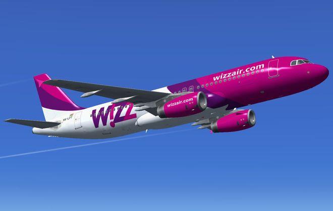 Wizz Air предоставит скидки пассажирам отмененных рейсов Ryanair