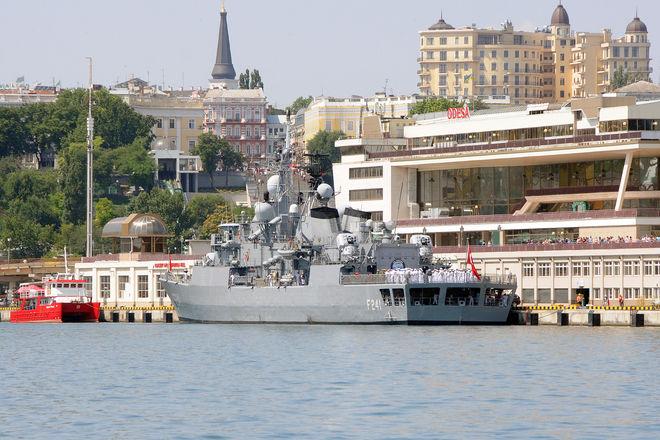 В Украине стартовали учения военно-морских сил 16 стран мира