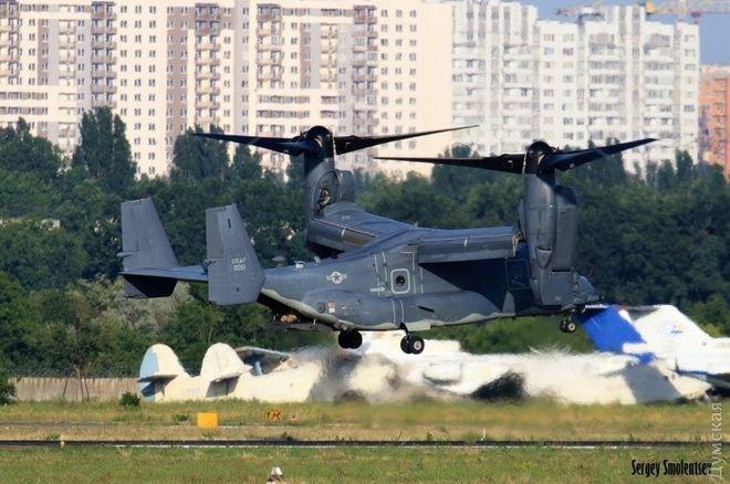 В Украине появились редкие летательные аппараты
