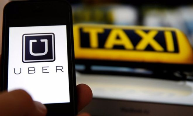 Uber объединяется с Яндекс.Такси