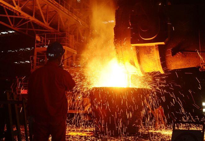 Экспорт железорудного сырья из Украины активно растет