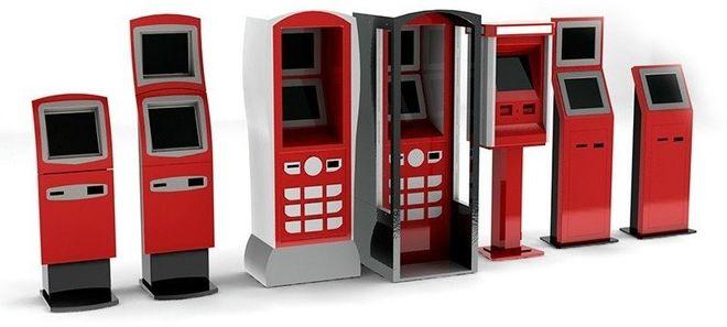 В Украине продают за долги более 5,5 тыс платежных терминалов