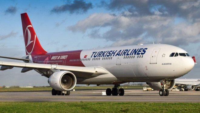 Turkish Airlines предоставит пассажирам бесплатный ночлег