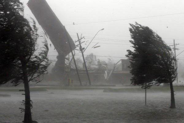 Сегодня в Киеве объявили штормовое предупреждение