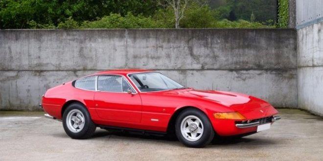 В Британии продадут Ferrari Элтона Джона