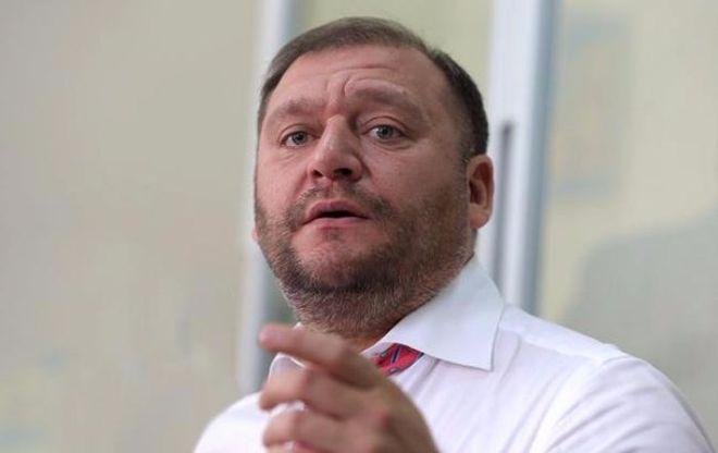 Добкин рассказал, кто внес за него часть залога
