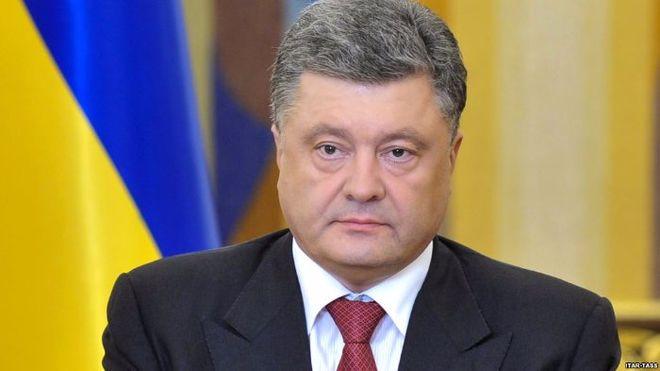 Порошенко видит Украину на 70 месте в рейтинге легкости ведения бизнеса Всемирного банка