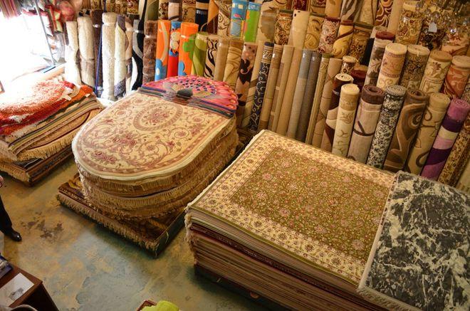 Украина резко увеличила экспорт ковров и заработала миллионы долларов