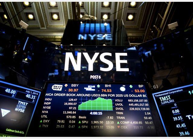 Индекс NASDAQ обновил рекорд на фоне внутренних данных и ожидания заседания ФРС