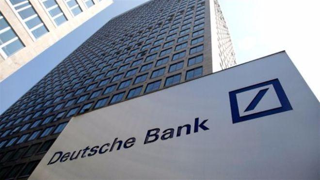Deutsche Bank выведет из Британии 300 млрд евро