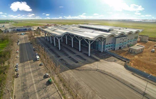 В ближайшее время в аэропорту Одесса начнут строить новую взлетную полосу