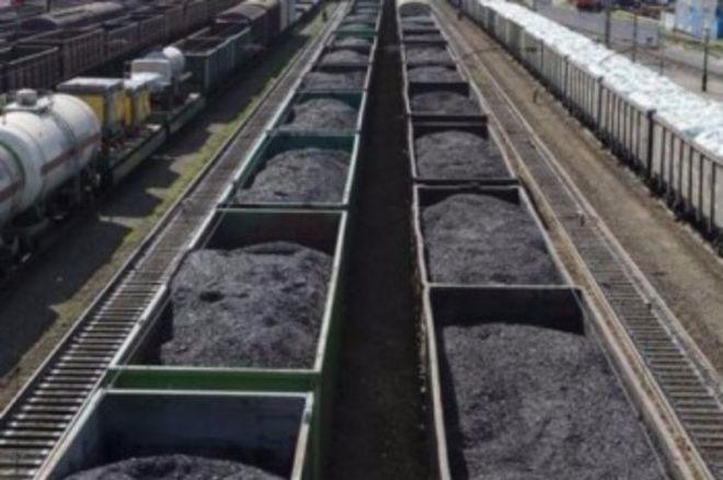 В этом году Украина закупила 80% угля у России