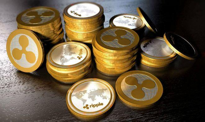 Стоимость криптовалюты Ripple рекордно выросла
