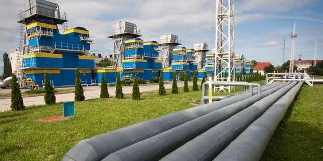 Украина наращивает запасы газа в подземных хранилищах