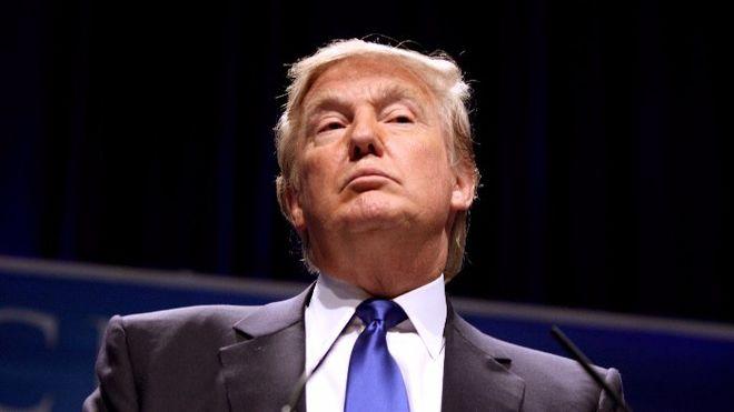 Трамп заявил, что Россия была против его президентства