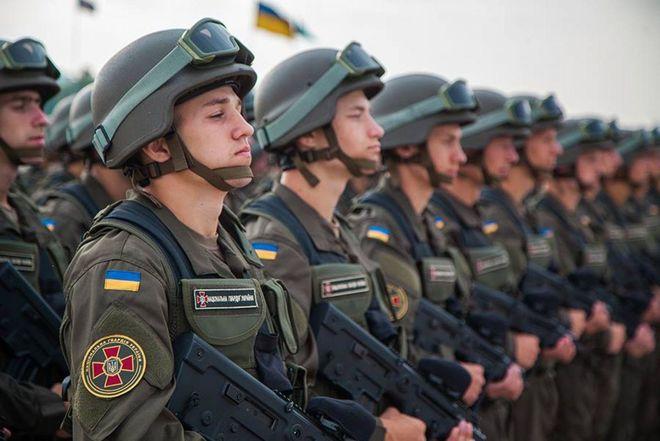 Оклады украинских военных хотят вывести на стандарты НАТО