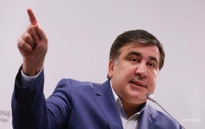Саакашвили пообещал вернуться в Украину