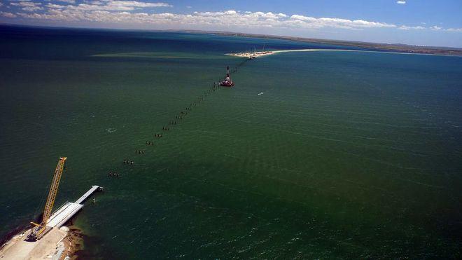 Украина будет судиться с Россией из-за Керченского моста