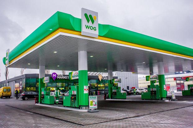 WOG откроет в Украине 140 новых АЗС | ubr.ua