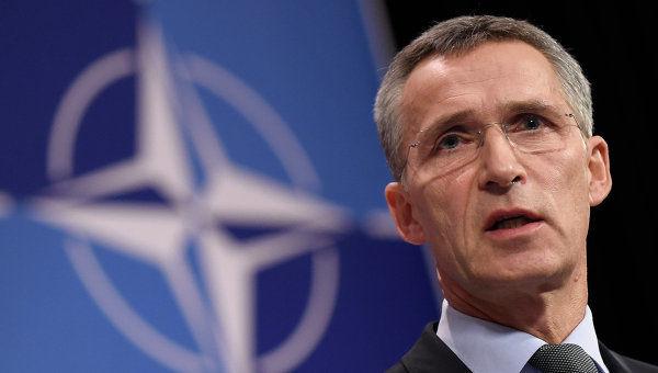 """Столтенберг назвал отношения России и НАТО самыми сложными с момента завершения """"холодной войны"""""""