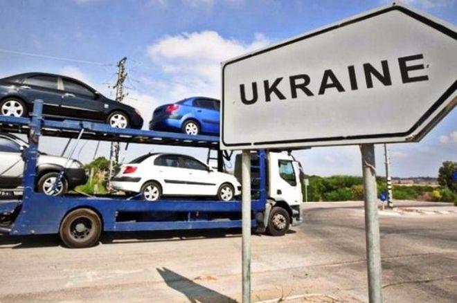 Налоговики назвали точное количество нелегальных авто в Украине