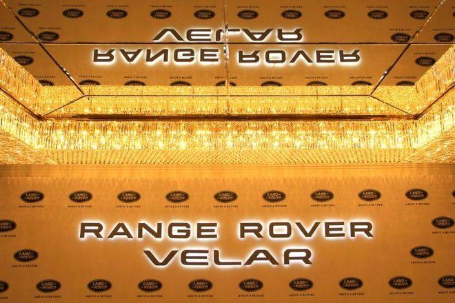 В Киеве презентовали роскошный Range Rover Velar: названа цена