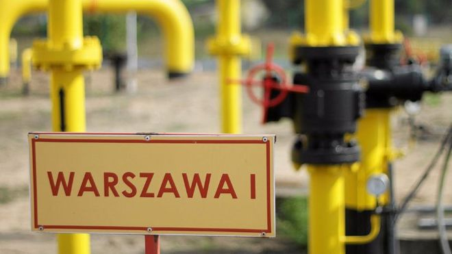 Польша планирует отказаться от российского газа