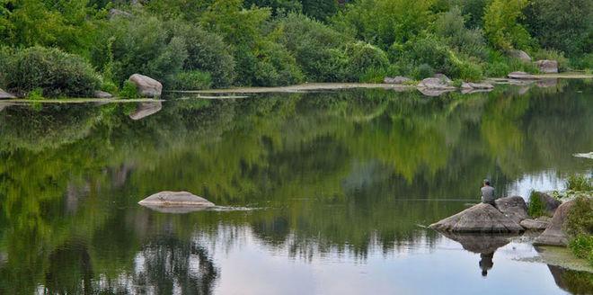 В Житомирской области открывают мини-ГЭС