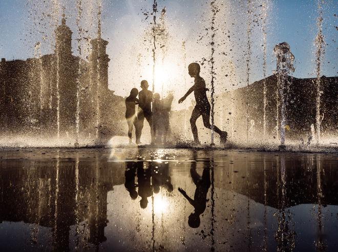 Украину снова ждет безумная жара