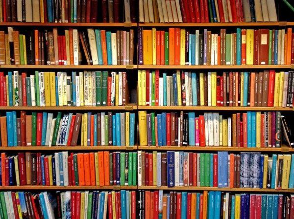 В Украине издали почти 9000 книг