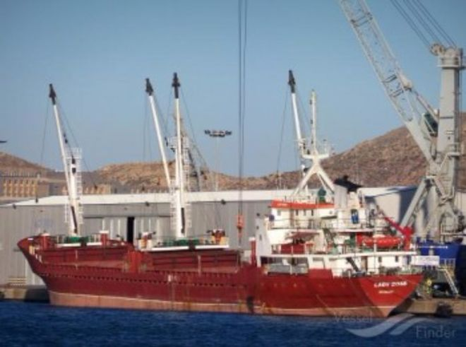 В Средиземном море задержали судно с украинцами, перевозивших крупную партию наркотиков