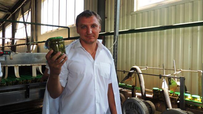 Украинские консервированные огурцы продают в магазинах 10 стран мира